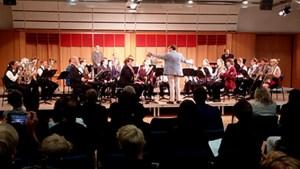 Abschlussveranstaltung eines Qualifizierenden C2-Lehrgangs in der Landesmusikakademie NRW. Foto: LMA NRW