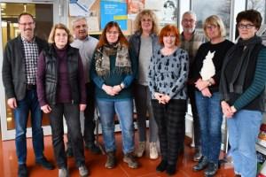 Regelmäßig treffen sich Vertreter der Tierschutzvereine im Kreishaus mit den Kreis-Veterinären. Foto: W. Andres/Kreis Euskirchen