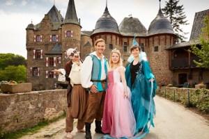 Märchenhaft geht es wieder zu auf Burg Satzvey. Archivbild: Arthur Pluta