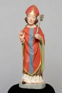 Der Heilige Servatius zeigt sich wieder farbenfroh. Bild: Burkhard Brücker