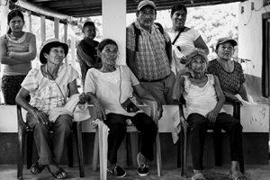 """Benedikt Ernst wurde für seine Fotografien über die Lebenssituation der indigenen Völker in Tolima mit dem """"Prix de la Photographie Paris"""" ausgezeichnet. Foto: Benedikt Ernst"""
