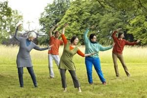 Kostenfreie Qigong-Schnupperkurse werden jetzt in Kall angeboten. Bild: Deutsche Qigong-Gesellschaft