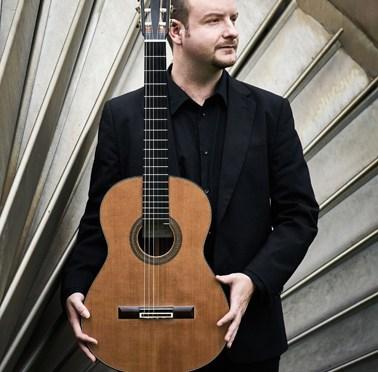 Der Gitarrist Ivan Petricevic macht den Auftakt bei der neuen Konzertreihe in Heimbach. Bild: Veranstalter