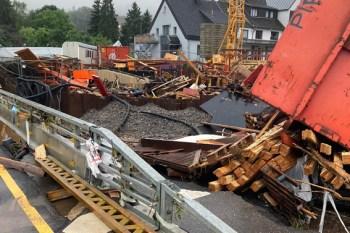 Auf die Kommunen kommt sehr viel Aufräum- und Wiederaufbauarbeit zu. Bild: privat