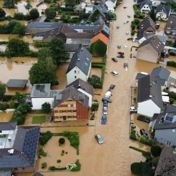 Allein in Metternich waren durch die Flutkatastrophe etwa 250 Haushalte betroffen, viele davon nicht oder nur unzureichend versichert. Bild: Privat