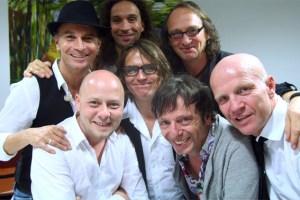 """Die Kölner Band """"Brings"""" wird ihren Freund Purple Schulz mit nach Vogelsang bringen. Bild: Rhenus-Service"""