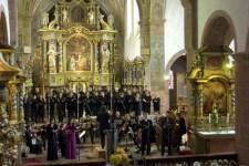 Zum 67. Mal findet im Kloster Steinfeld das Eifeler Musikfestival statt. Archivbild: Michael Thalken/Eifeler Presse Agentur/epa