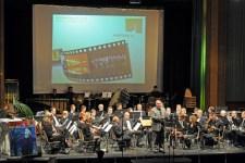 """Die Ausstellung """"Krieg und Versöhnung wird mit dem einem Benefizkonzert des Cercle Musical Kelmis eröffnet. Lambertz übernahm die Schirmherrschaft. Bild: Roman Hövel/vogelsang ip"""