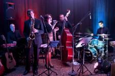 """Die Band """"Jazz Emotions"""" gastiert in Honerath im ungewöhnlichen Ambiente des """"Teatro Paulo"""". Bild: Jazz Emotions"""