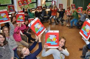 Schülerinnen und Schüler des Clara-Fey-Gymnasiums Schleiden sind beim Quest-Programm des Lions Club dabei. Fotos: Jürgen Drewes