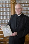 Prälat Helmut Moll ist der Postulator des Seligssprechungsverfahrens für Friedrich Joseph Haass