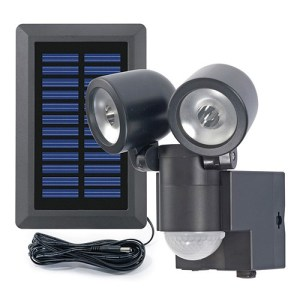 Solar LED Strahler Duo B