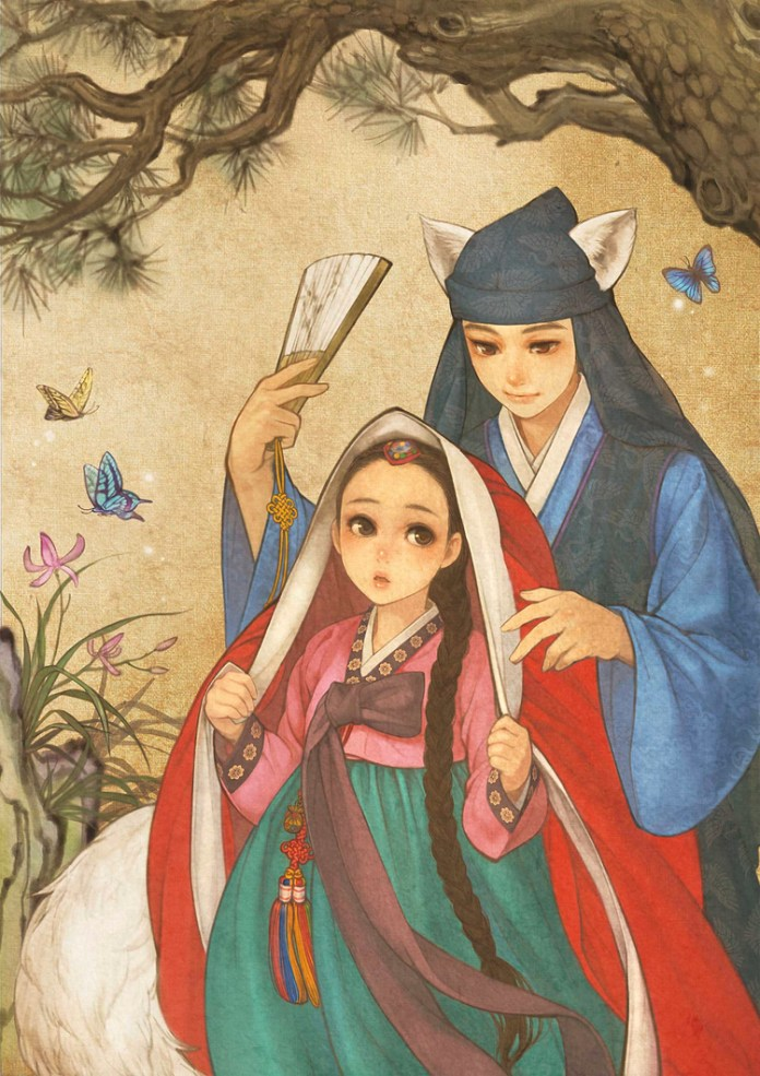 Korean_Western Fairytales3