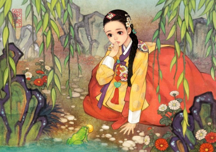 Korean_Western Fairytales7