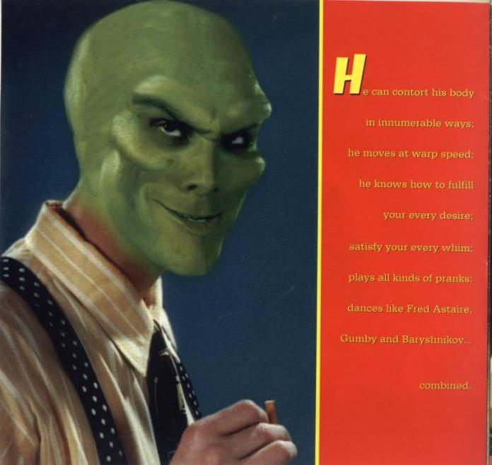 Jim Carrey's THE MASK5