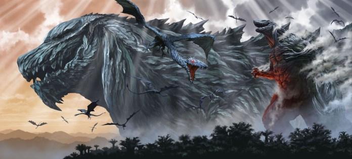 『GODZILLA -怪獣惑星-』