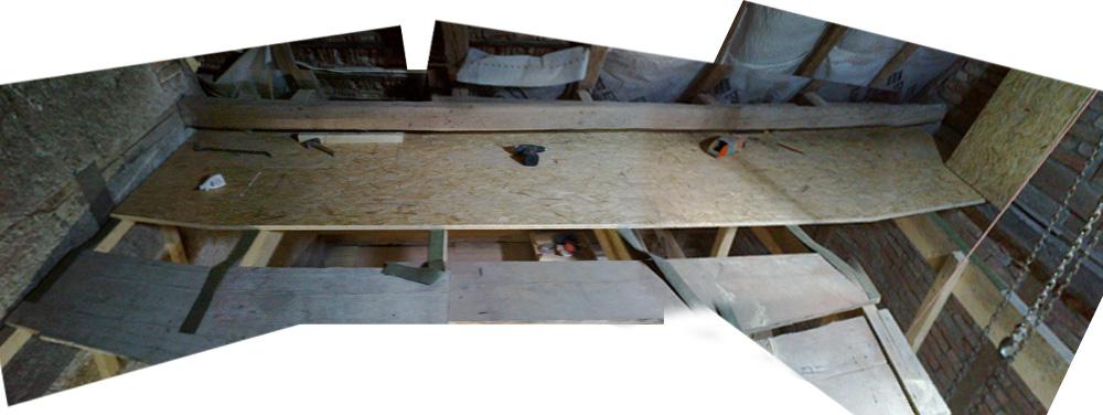 osb platten verschrauben ein eingang nach ma selber. Black Bedroom Furniture Sets. Home Design Ideas