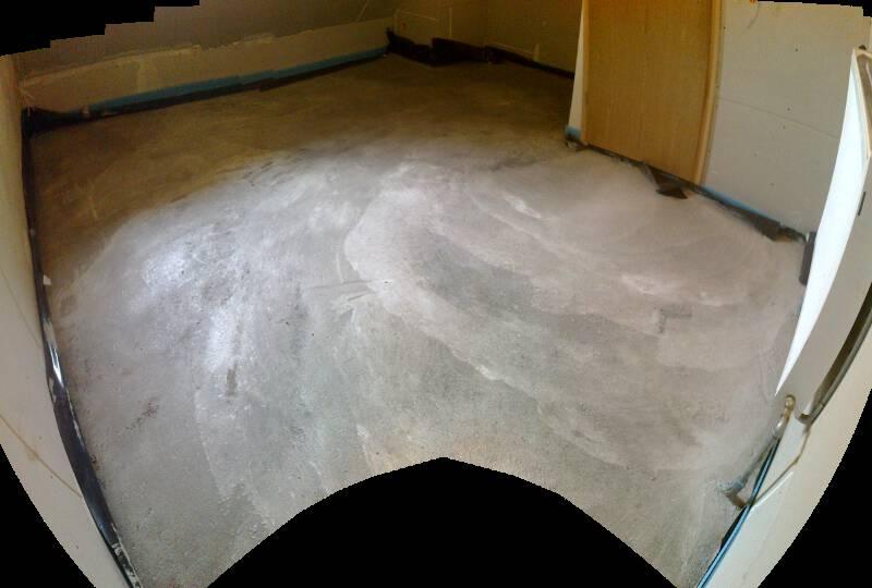 Estrich Fussbodenaufbau Und Verlegen Eigenkonstrukt De