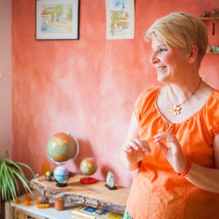Folge 1.1 Kristiane Marx: Orange Lebensfreude