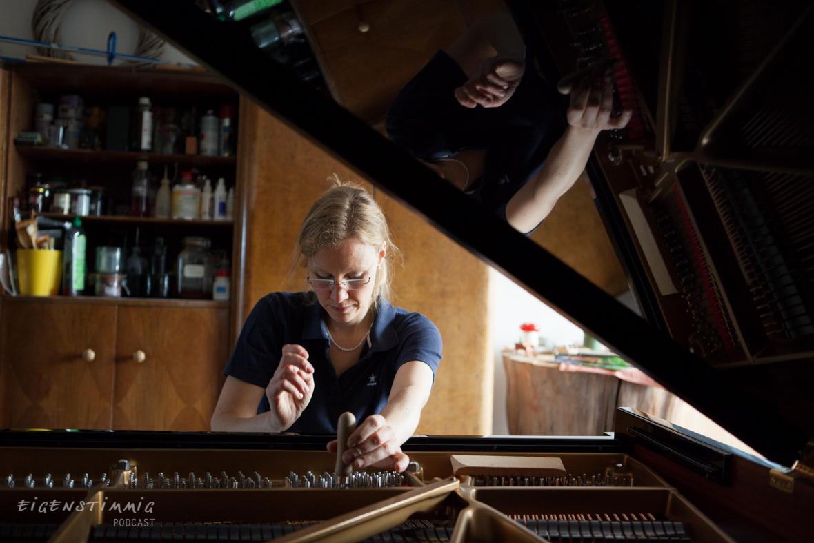 Folge 1.3 Claudia Sohnemann: Liebevolle Ordnung