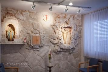 Kapelle in der Mission