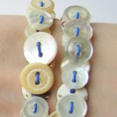 Detail van armband Johanna