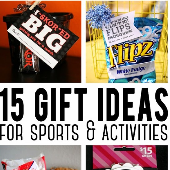 15 Gift Ideas For Sports Amp Activities Eighteen25