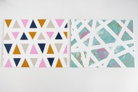Kids Craft - Painters Tape Art - Eighteen25