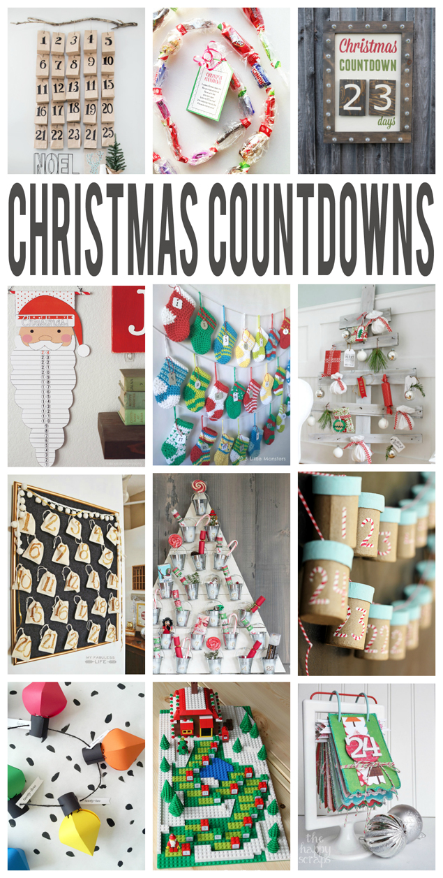 20 fun christmas countdown