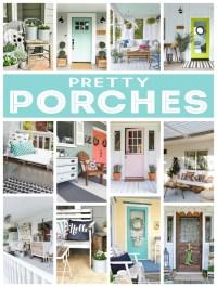 Pretty Front Porch Ideas - Eighteen25