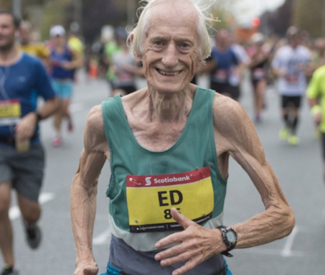 Ed Whitlock Surely One Of The Greatest Athletes Of The Last Thirty Years Is Not A Superhumanly Fit Long Distance Runner In The Way These Things Are
