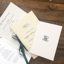 wedding-programs