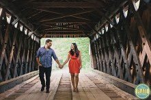Friday August 24, 2013. Jackie and Marco's engagement shoot in Livingston Manor, NY.