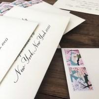 Calligraphed Envelopes