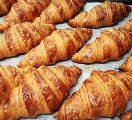 Croissants at Ottolenghi