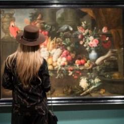 Visiting one of my favorite galleries, Kasmin Gallery