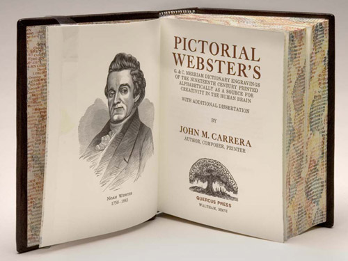 Webster's Pictorial dictionary