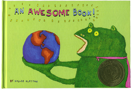 An Awesome Book! cover