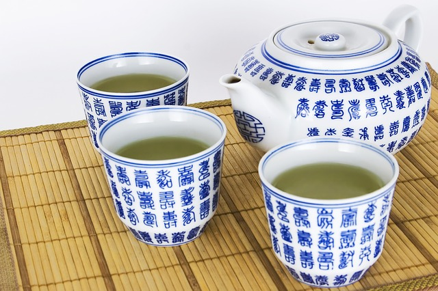 green tea - Green tea image