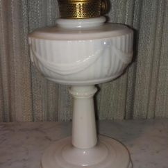 Mid Century Kitchen Table Touchless Faucets Aladdin Kerosene Lamp/lincoln Drape