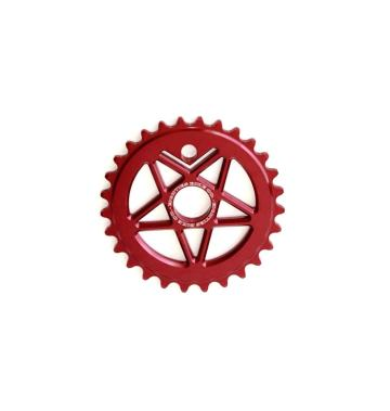PENTAGRAM-SPROCKET-inferno-RED