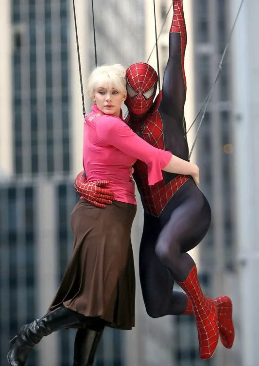 Spider Man 3 Kiss : spider, Things, Didn't, About, Spider-Man, Films