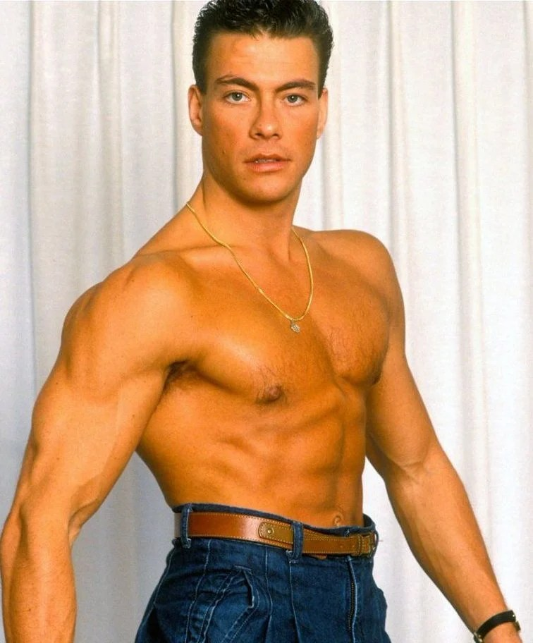 Jean Claude Van Damme Age : claude, damme, Things, Probably, Didn't, About, Jean-Claude, Damme