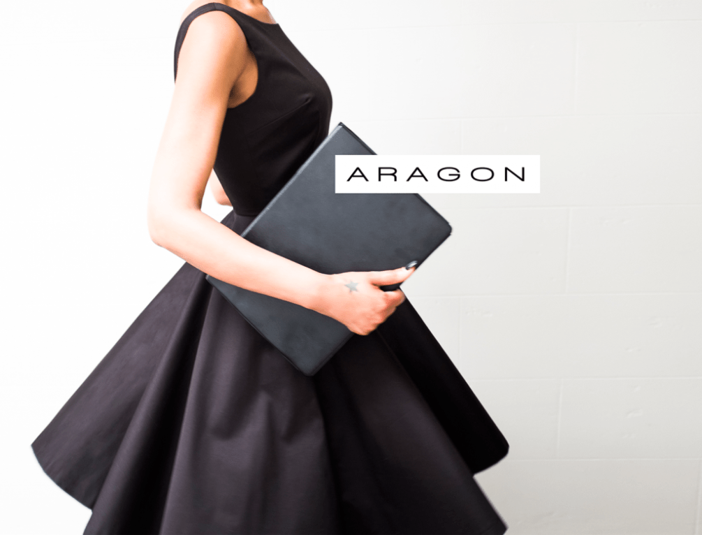 Aragon Couture Cover