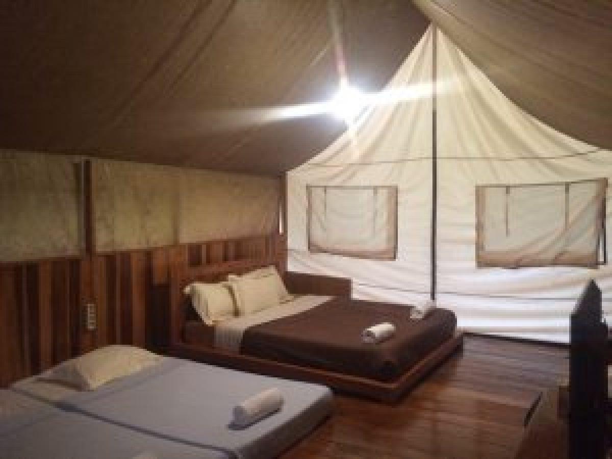 Fasilitas Tenda Camping Glamping Legok Kondang