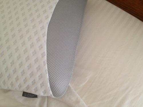Therapedic International EuroGel Luxury Bed Pillow