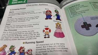 マリオアドバンスシリーズにおけるキャラクターボイス(ピーチ姫編)