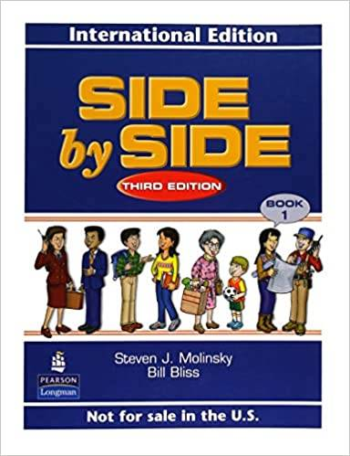 Side by Side Book 1 テキスト - 函館英会話教室EigoLa - グループレッスン英会話