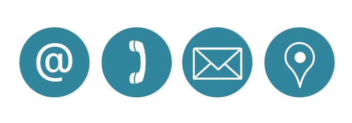 Eigola Contact:電話番号、メール、住所、問合せフォーム - メール、電話、アットマーク、地図ナビマーク - 函館英会話教室EigoLa