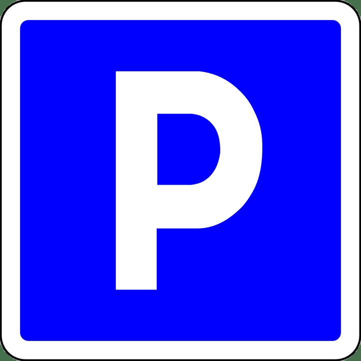 アクセス Access - 駐車場サイン - 函館英会話教室EigoLa